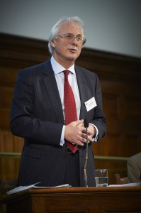 Professor the Lord Trees chairs NOAH Conference